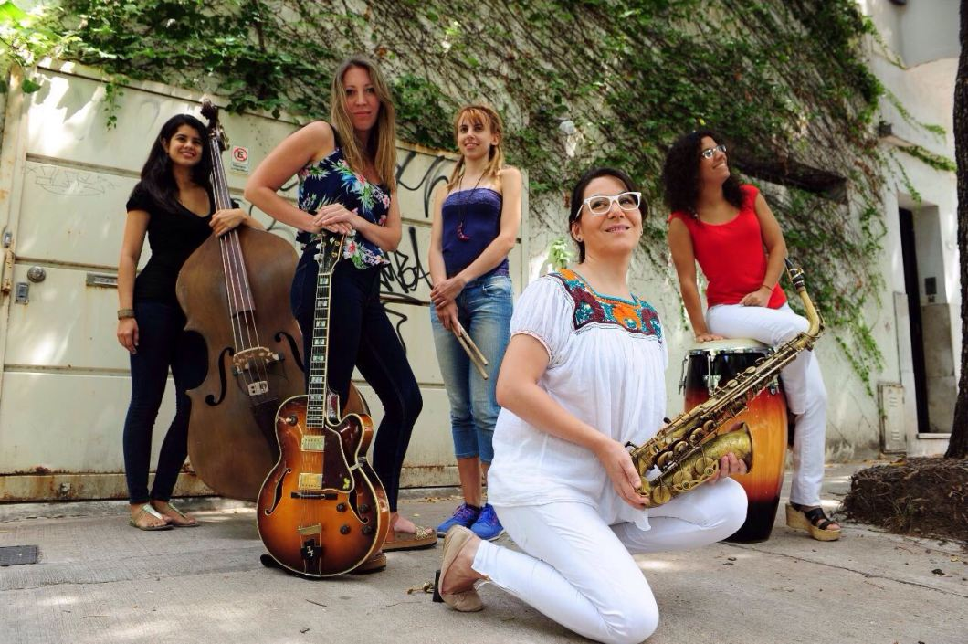 Yamile Burich Ladies Jazz